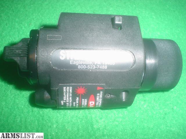 M6 tactical laser illuminator manual