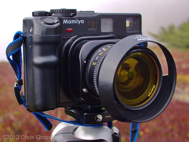 Mamiya 6 folding camera manual