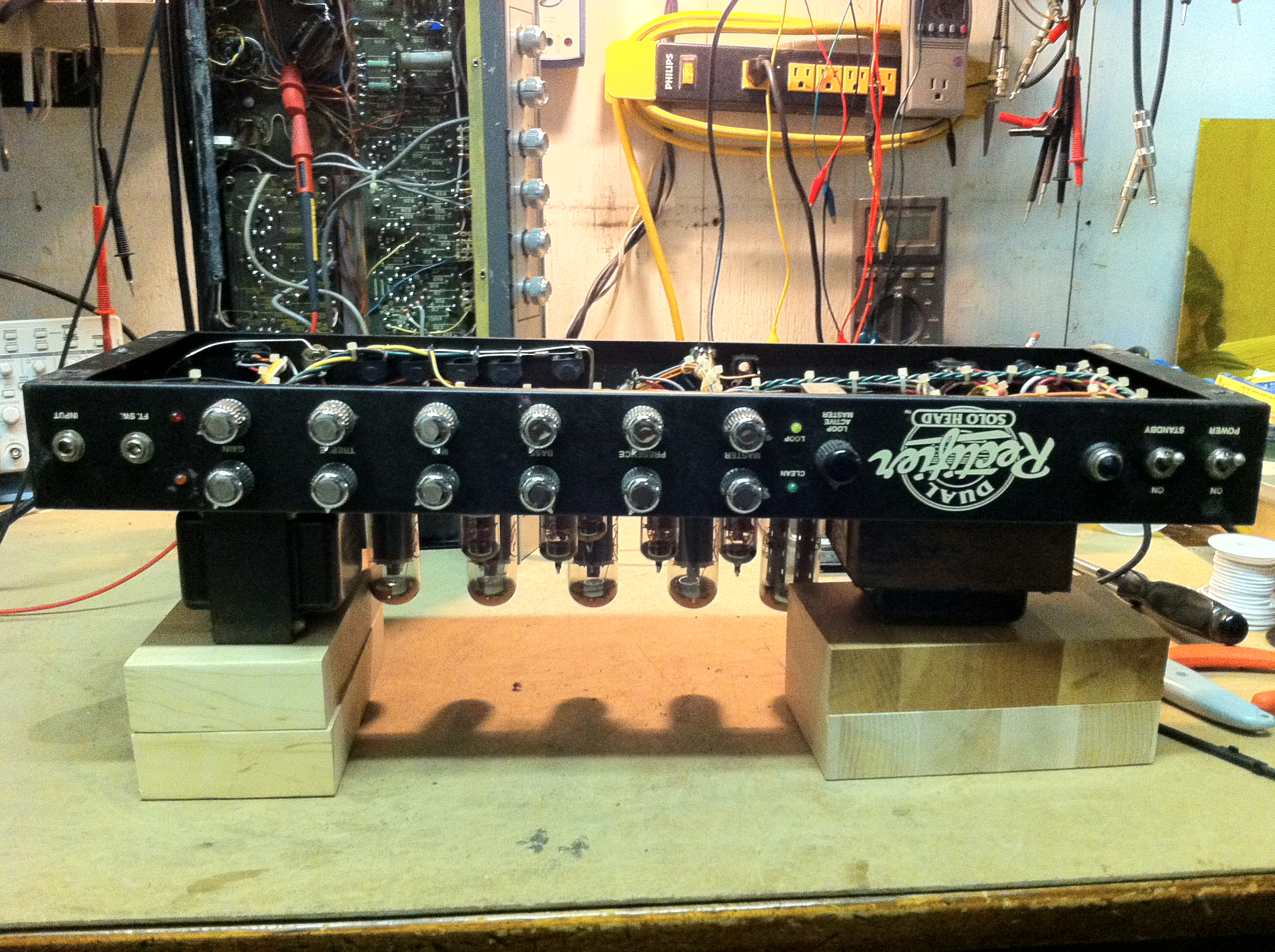 mesa boogie dual rectifier solo head manual