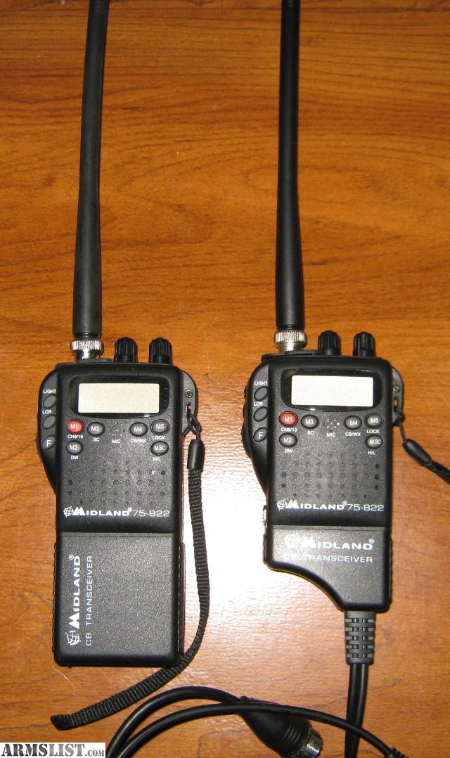 midland cb transceiver 75 822 manual