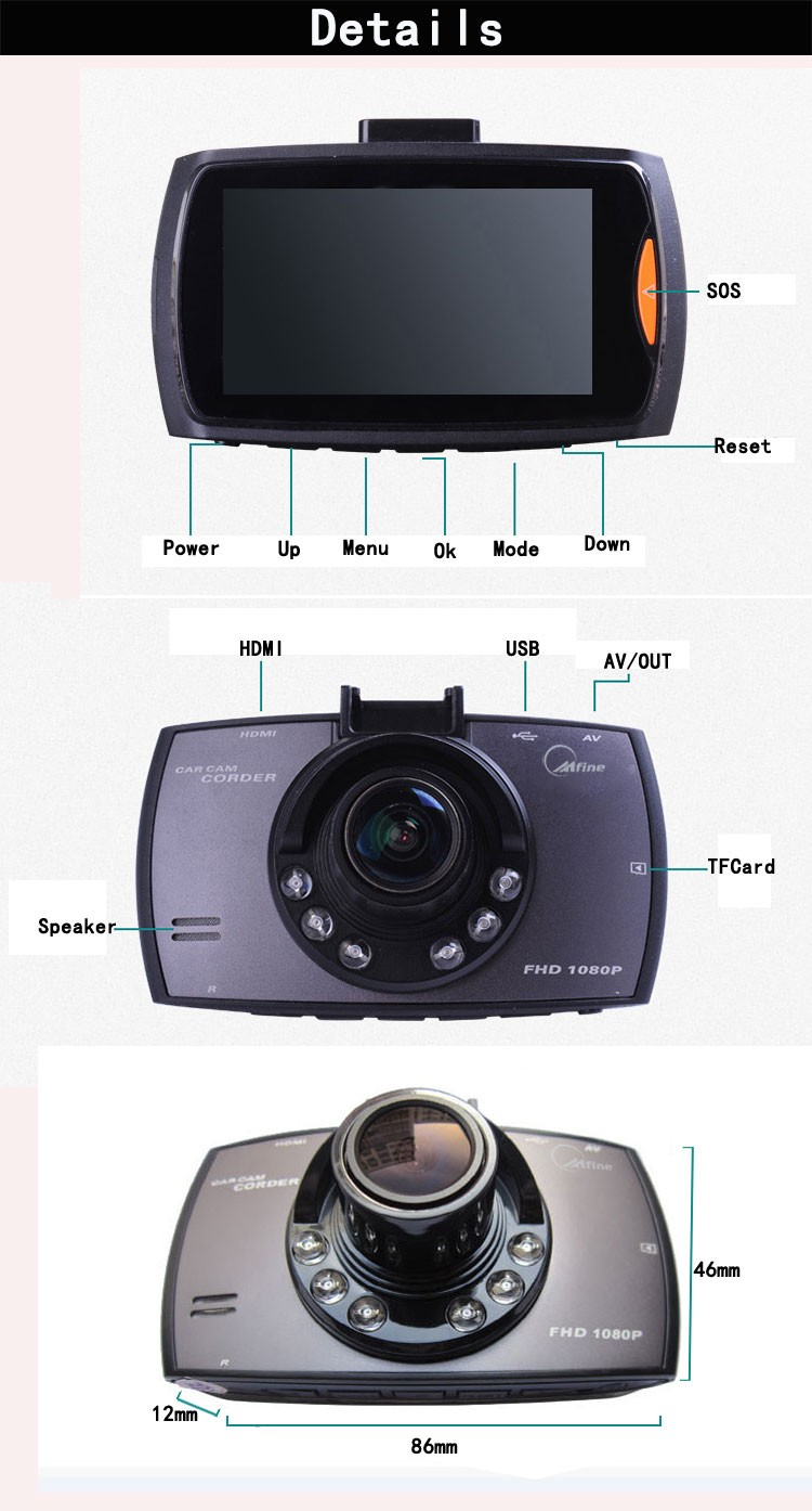 mini f9 dvr user manual
