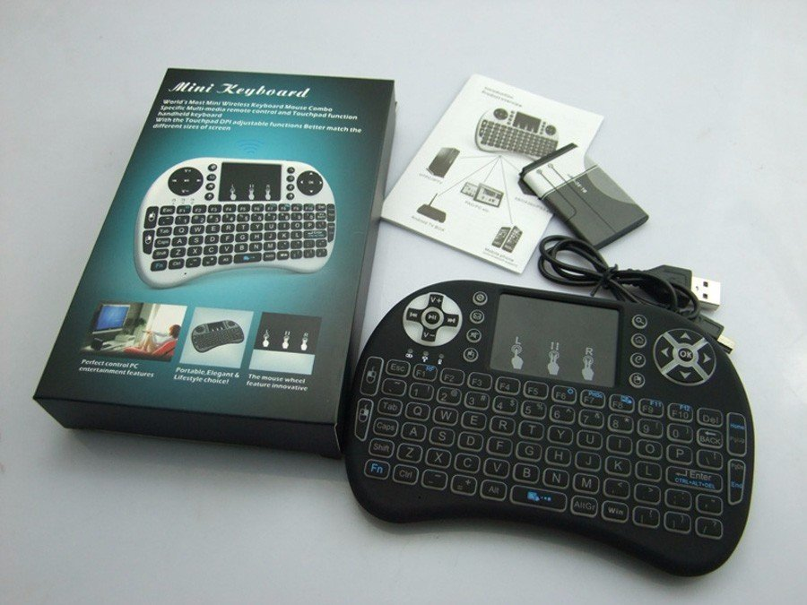 mini keyboard for android tv box instructions