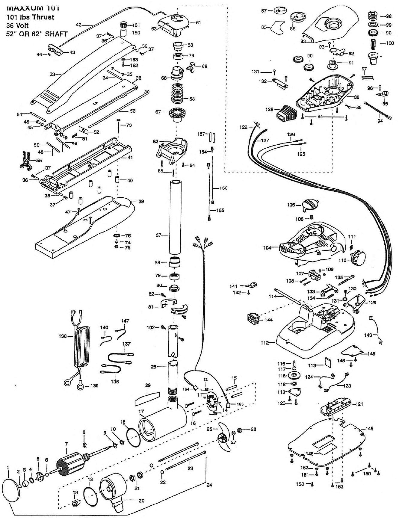 minn kota maxxum installation instructions