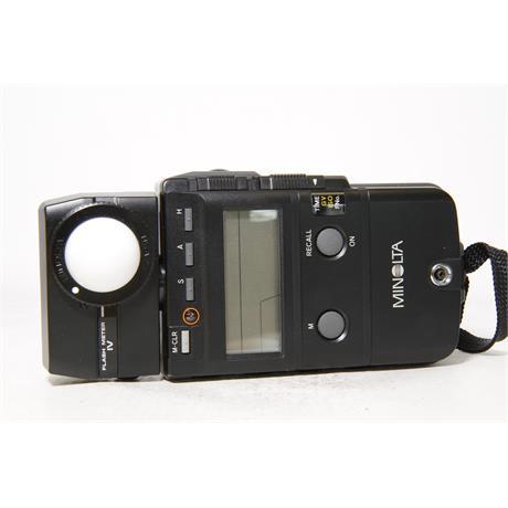 Minolta flash meter iv manual