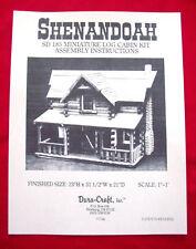 nb180 newberg dollhouse instructions