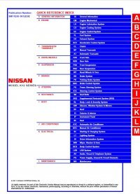 nissan micra service manual k14