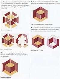 One block wonder instructions