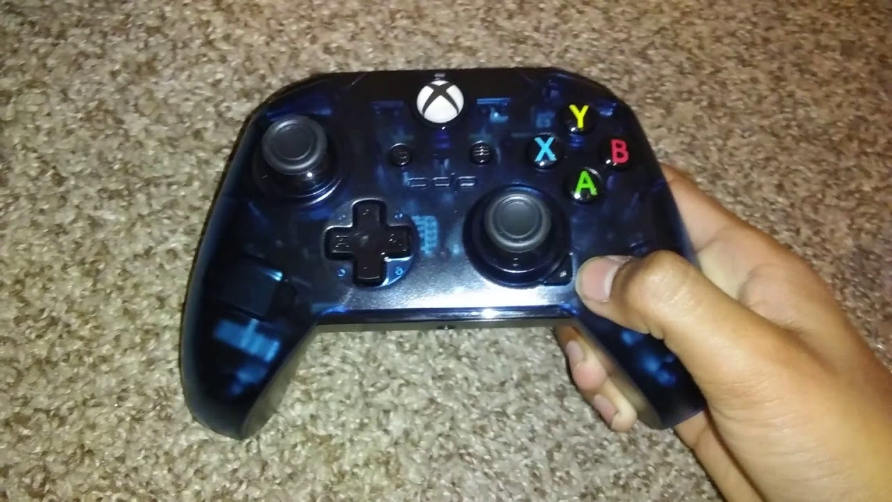 Pdp xbox one controller manual