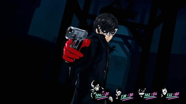 Persona 5 transmute weapons guide