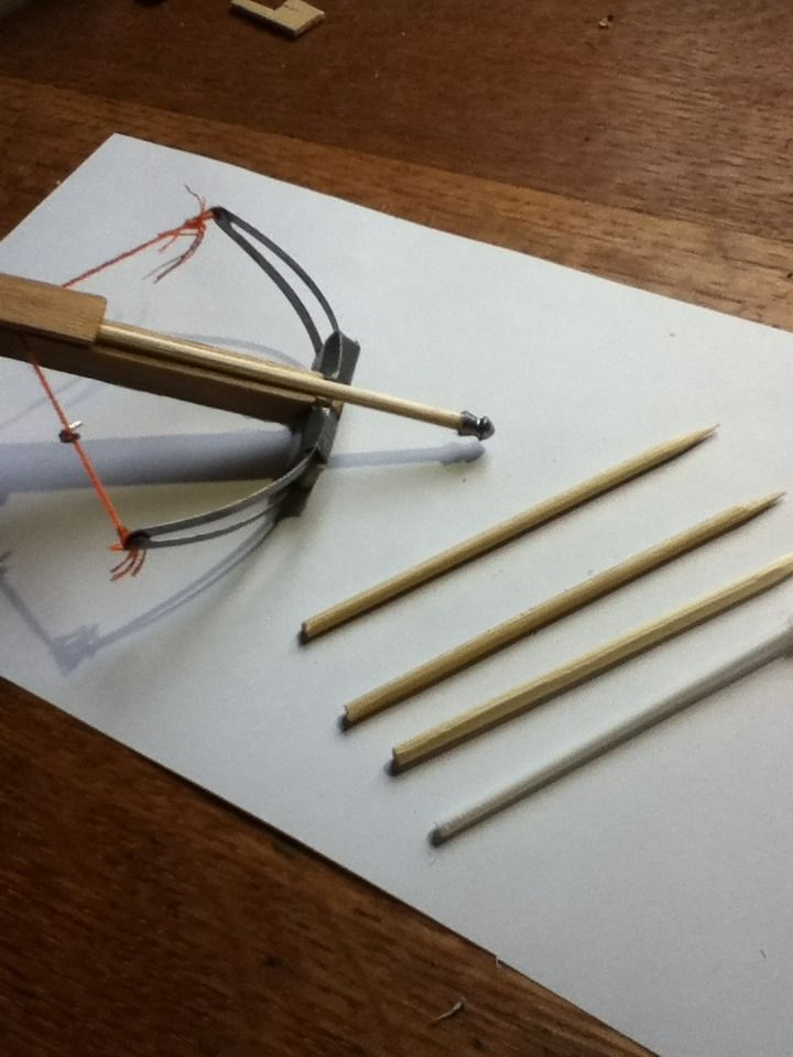 popsicle stick crossbow instructions
