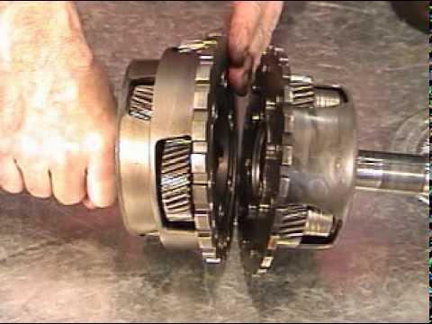 Powerglide transmission rebuild instructions