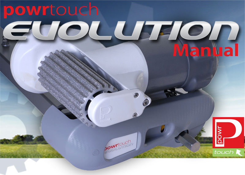 powrtouch motor mover instructions