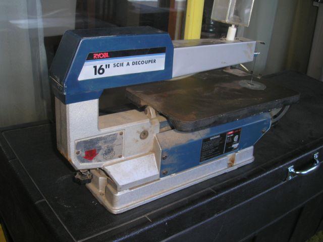 Ryobi sc160 scroll saw manual