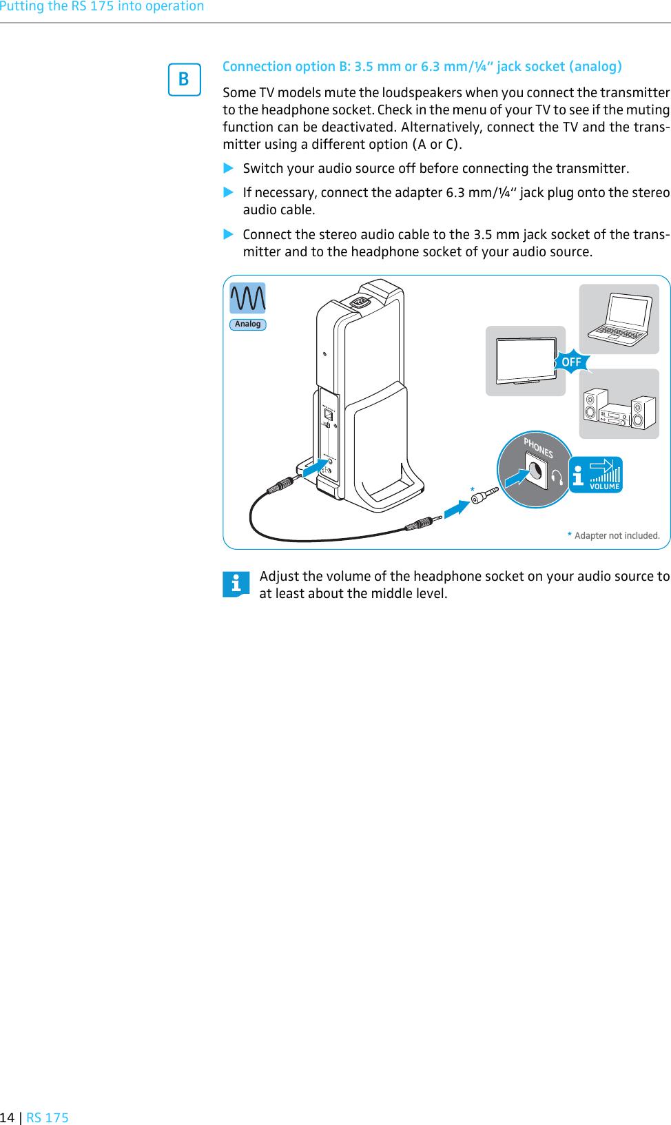 sennheiser hdr 116 user manual