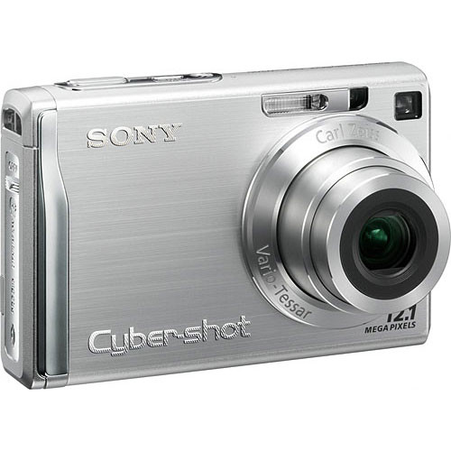 Sony cybershot mpeg movie vx dsc-w55 manuals
