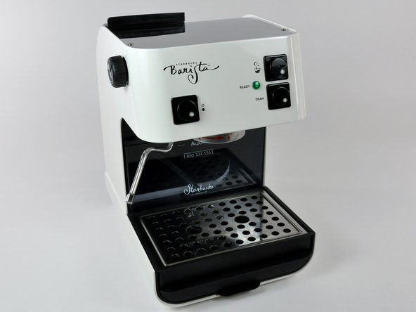 starbucks barista athena espresso machine instructions