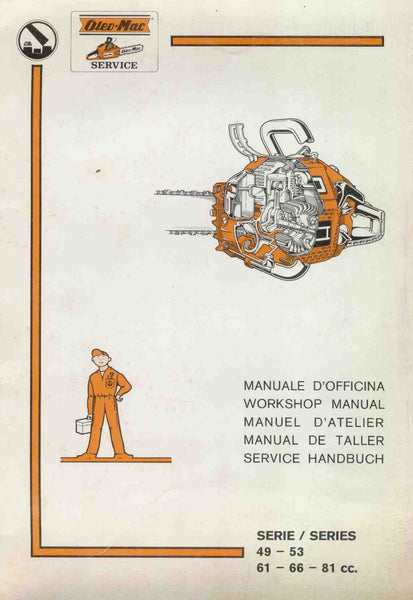 stihl 034 chainsaw workshop manual