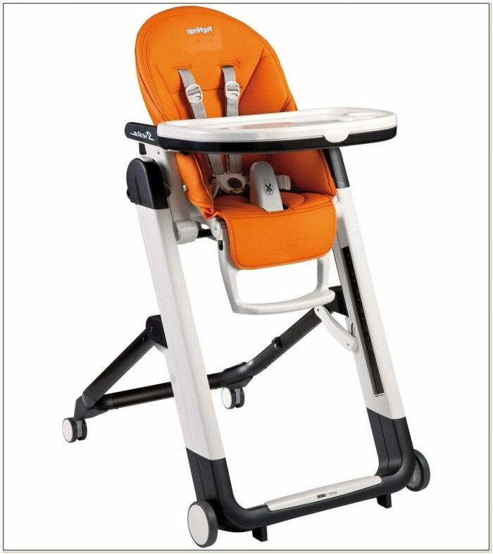 Svan high chair instructions