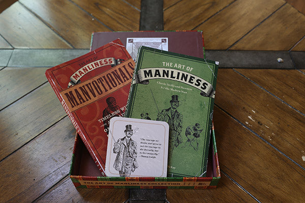 The art of manliness book pdf