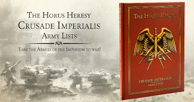 The horus heresy crusade imperialis army lists pdf