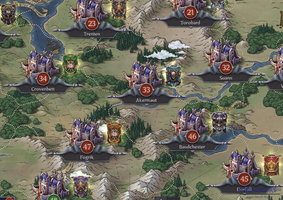 Throne kingdom at war guide