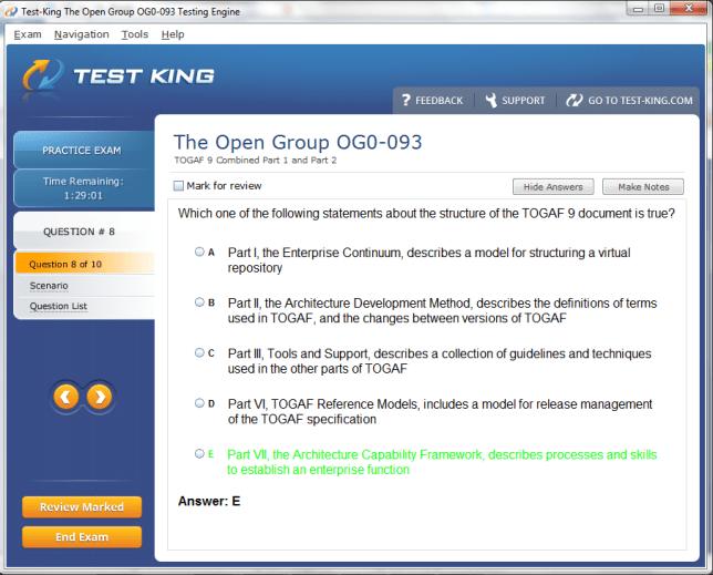 Togaf certification study guide pdf
