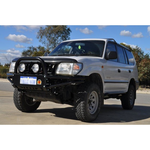 toyota prado 90 series bullbar fitting instructions