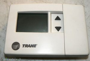 trane wireless display sensor manual