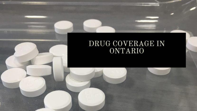 Trillium ontario drug plan application