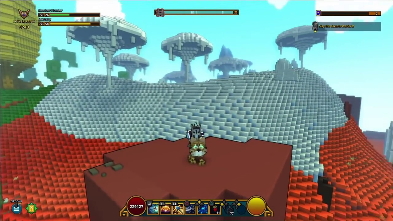 Trove how to find golden souls