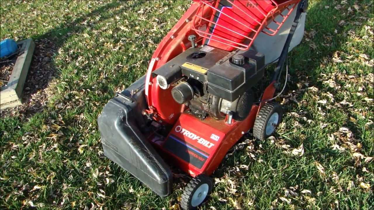 troy bilt chipper vac 47279 manual