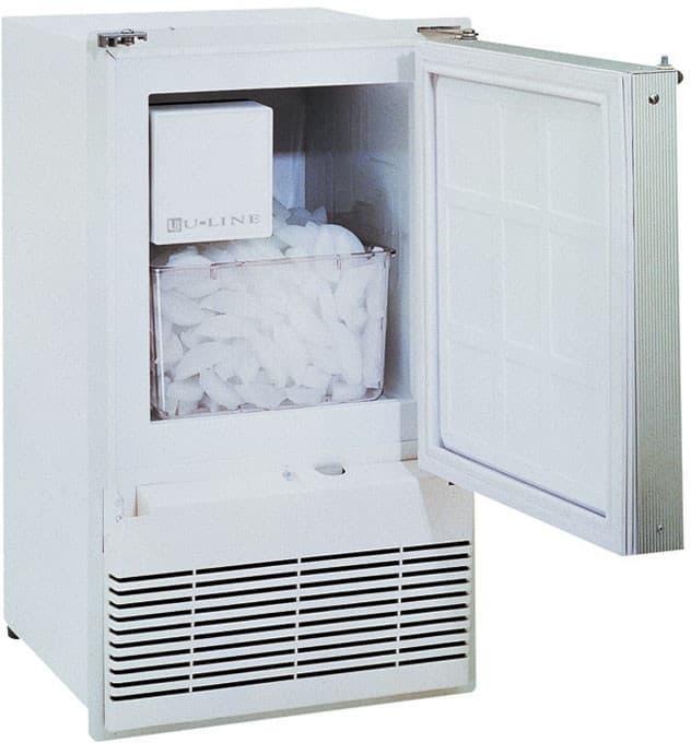 uline ice maker clr2160 manual