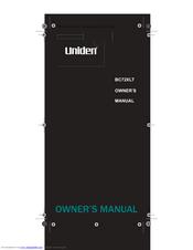 uniden scanner ubc73xlt instruction manual