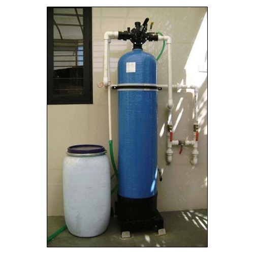 Us filter water softener manual
