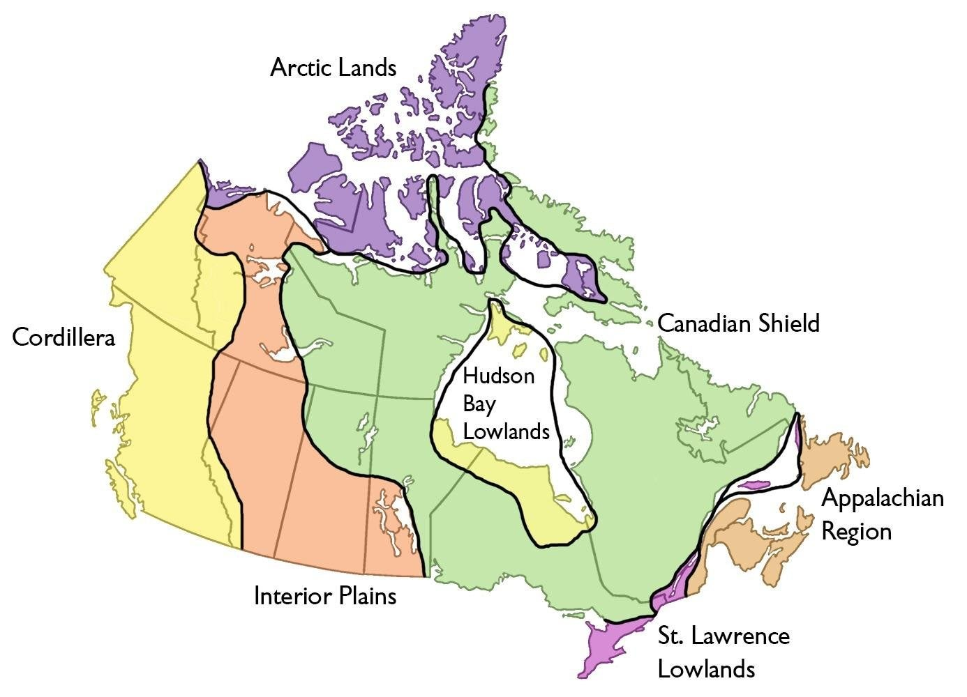 Vegetation regions of canada pdf