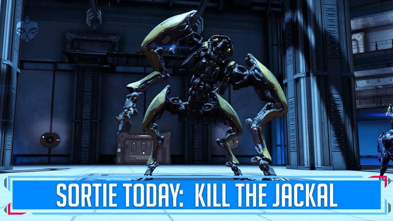 Warframe how to kill jackal