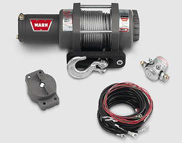 warn winch model 26626 manual