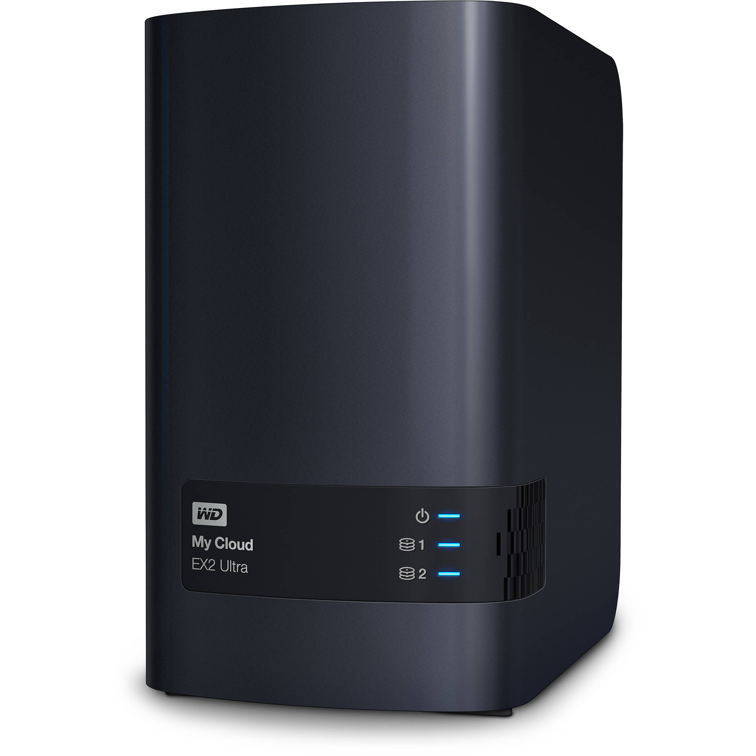 wd my cloud manual ex2