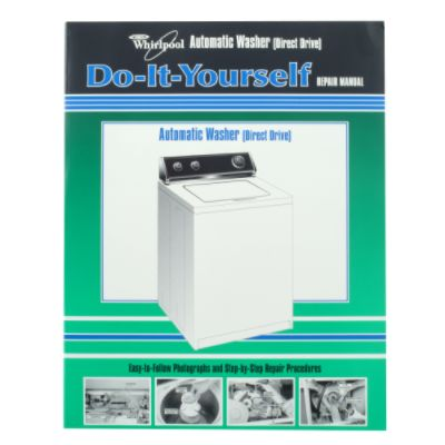 whirlpool duet washer service manual