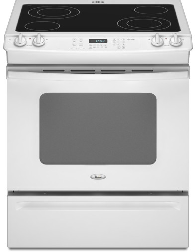 whirlpool gold stove cleaning instructions