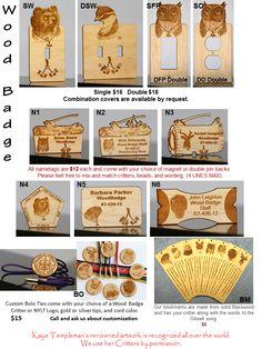 wood badge woggle instructions
