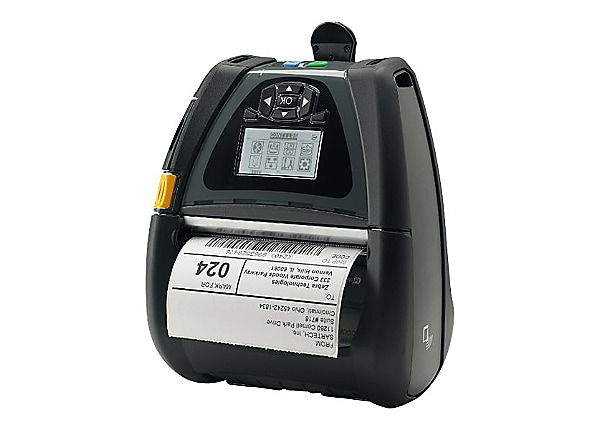 zebra rw420 mobile printer manual